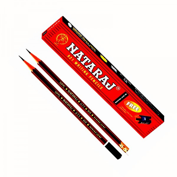 Nataraj 621 Pencil Box (Pack Of 10)