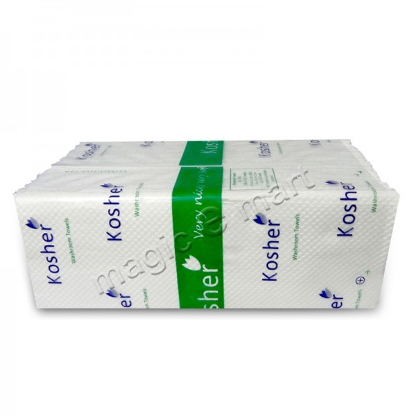 Kosher C-Fold Tissues
