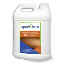 Care Clean Wooden Polish (5ltr Can)