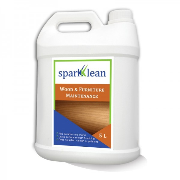 Sparkklean Wooden Polish (5ltr Can)