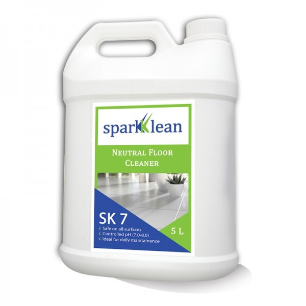 Sparkklean Neutral Floor Cleaner (5ltr Can)