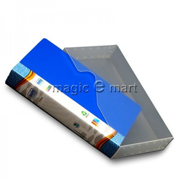 Solo BC805 Business Card Holder 240 Case