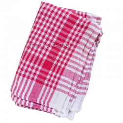 Kitchen Cloth/ Check Cloth (Pack of 12)