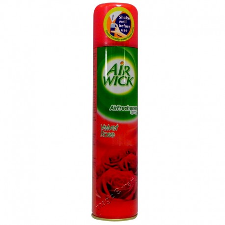 Airwick Room Spray Velvet Rose