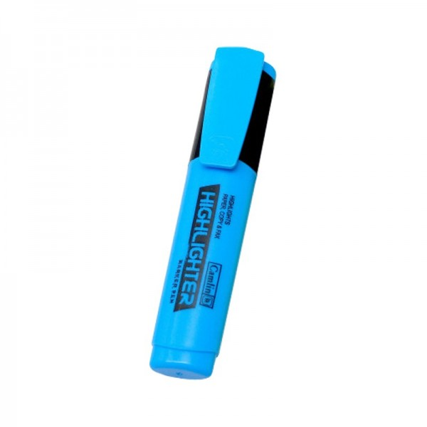 Camlin Highlighter Marker Blue