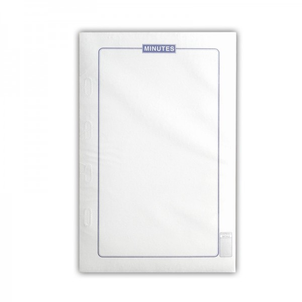 Minutes Sheet (Pack of 100)