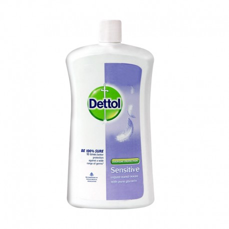 Dettol Hand Wash Sensitive 900ml