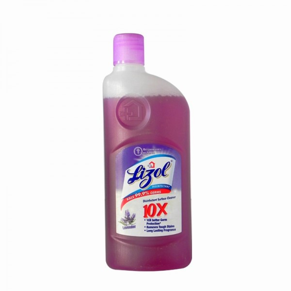 Lizol Floor Cleaner Lavender 500ml