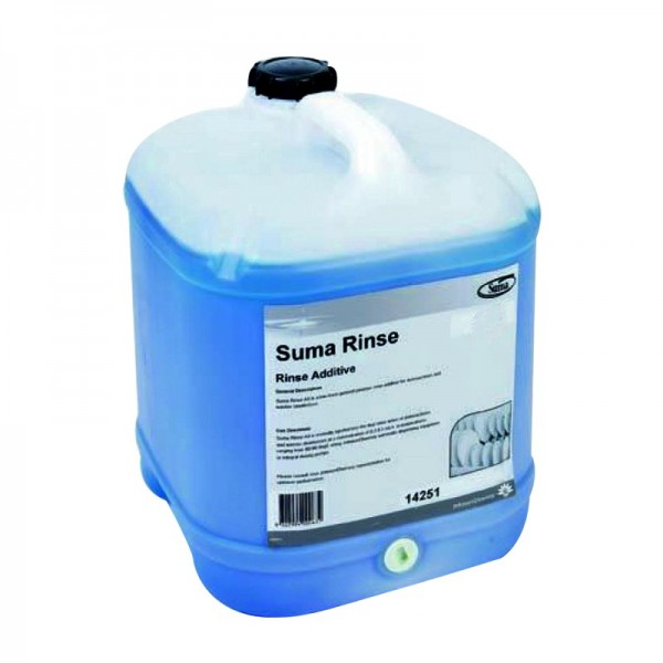 Suma Rinse - Blue (25ltr Can)