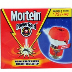 Mortein Power Guard Machine+Refill
