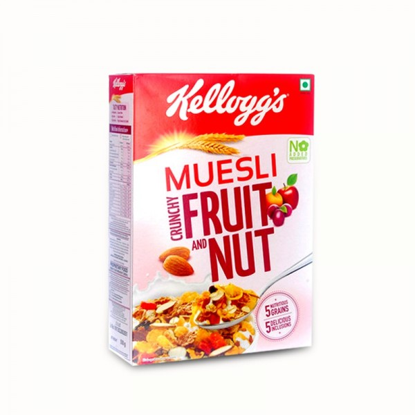 Kellogg's Muesli Fruits and Nuts 550g