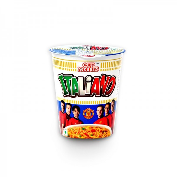 Nissin Cup Noodles Italiano